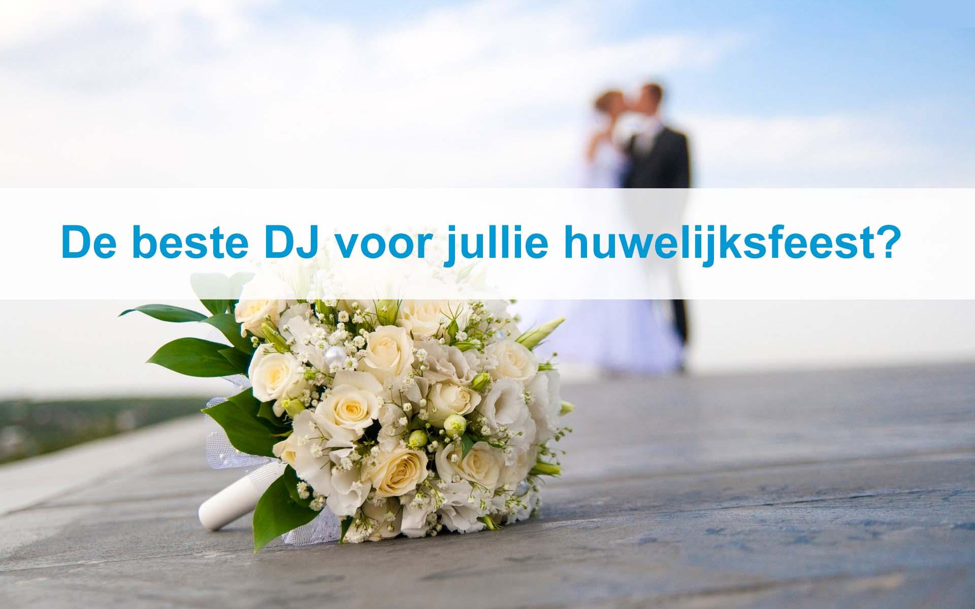 Beste DJ huwelijksfeest